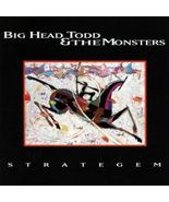 Big Head Todd And The Monsters CD Strategem  - $1.99