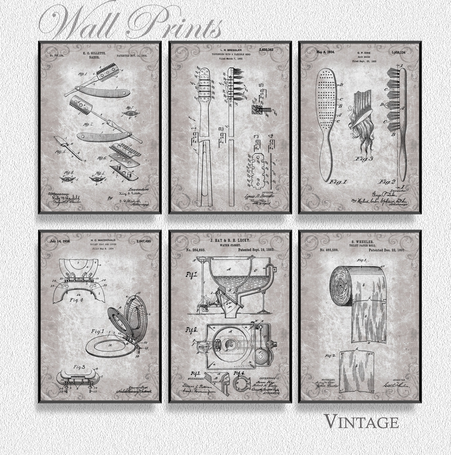 Vintage bathroom printables 28 images paris wall decor for Vintage bathroom printables