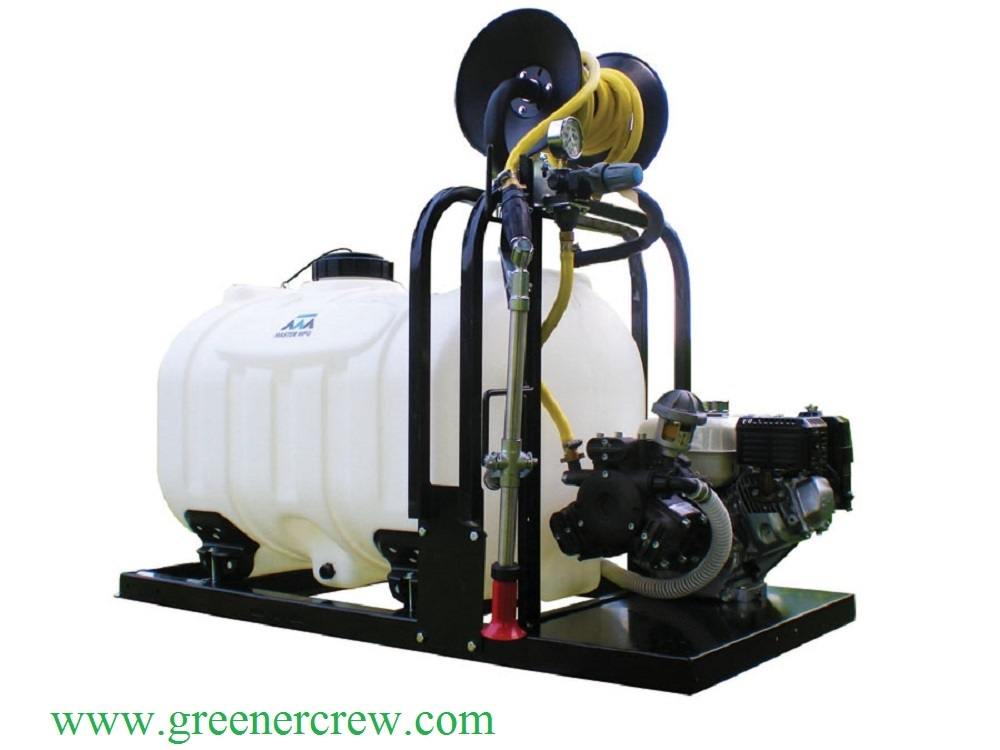 60 Gallon Orchard Sprayer with Hose Reel - $2,359.60