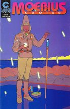Moebius Comics Issue #3 VF-NM Arzach Internal Transfer Caliber Comics 1996 - $24.95
