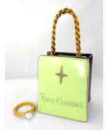 Limoges Box - Chamart ROSS SIMONS Shopping Bag ... - $110.00