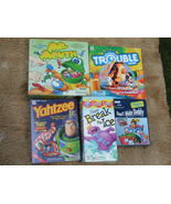 Games 5 New in Box - $5.00