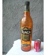 Tuaca Liquore Italiano Store Display Bottle Empty - $29.95