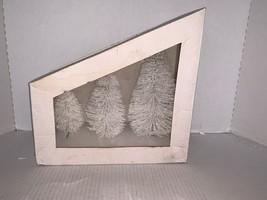 Dept 56 Heritage Village Artic Pines Set Of 3 #52608 - $10.00