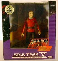 STAR TREK V THE FINAL FRONTIER  DR. LEONARD BONES McCOY Action Figure 19... - $69.99