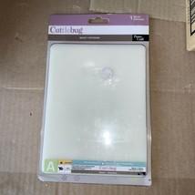 Cricut Cuttlebug Spacer Plate A - Die Cutting - Embossing Mat Craft Scra... - $33.66