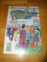 ARCHIE AT RIVERDALE HIGH SERIES VINTAGE 87 AUGUST 1982 FOREIGN EXCHANGE ... - $4.94