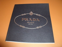 PRADA Milano Gifts 2010 Colored Book Catalog Ma... - $29.65