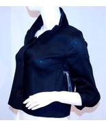 THEORY Mini JACKET Button Suit BLAZER Mod KOSIA 0 $435 FREE SHIPPING - $227.65