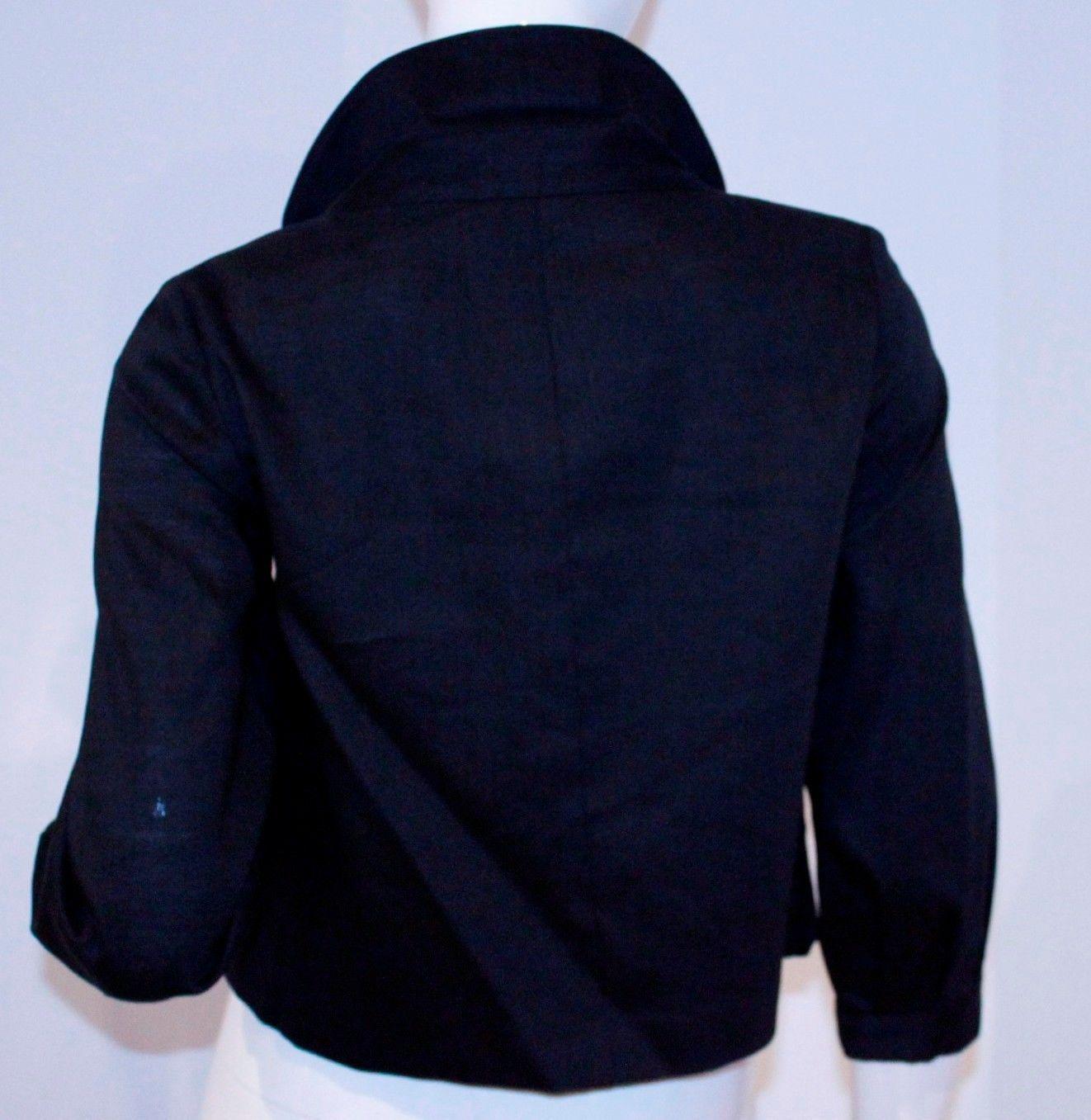 7a64771f03 THEORY Mini JACKET Button Suit BLAZER Mod KOSIA 0 $435 FREE SHIPPING