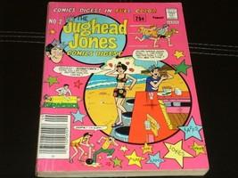 THE JUGHEAD JONES Archie Comics Digest No. 2 September 1977 Ethel Food - $9.84