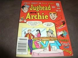 Jughead with Archie COMICS DIGEST Submarine Bite No. 21 July 1977 - $9.84