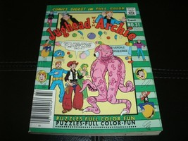 Jughead with Archie COMICS DIGEST Riverdale Masquerade No. 31 March 1979 - $9.84