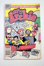 Little Archie Comic Magazine Rain Spoil Fishing Trip # 560 August 1986 - $4.94