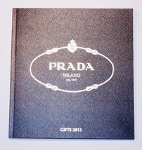 Catalog book 80 pages of Prada Gifts 2013 - $19.75
