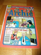 Archie Comic 318 July 1982 Weatherbee Solve The Cube - $4.94