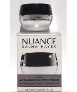 NUANCE Selma Hayek ANTI AGING SUPER CREAM   0.265 oz Trial/Travel - $7.99