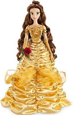 Disney Princess Beauty and the Beast Exclusive Limited Edition Doll Figure Belle