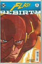 The Flash Rebirth #1 Cover A One-Shot 1 DC Comics Godspeed cameo - $15.99