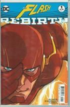 The Flash Rebirth #1 Cover A One-Shot 1 DC Comics Godspeed cameo - $15.99