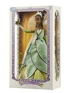 Disney The Princess and the Frog Exclusive Limited Edition 18 Inch Tiana... - $899.50