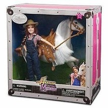 Disney Store Hannah Montana the Movie Horse and Doll Set [Toy] - $88.19