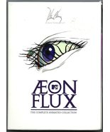 DVD Aeon Flux Complete Animated Collection Director's Cut Peter Chung 3-... - $19.95