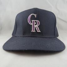 Colorado Rockies Hat (VTG) - By New Era - Adult Snapback !! - $39.00