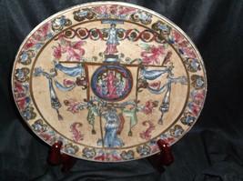 Decorative oriental style plate - $9.90