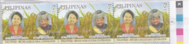 3 PRES. ARROYO, SULTAN BOLKIAH in Philippines-Brunei Agricultural Cooper... - $2.95