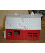 HO Trains - Plasticville Structure Red Barn - $15.00