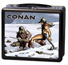 Conan The Barbarian Metal Lunchbox Barry Windsor Smith Art Dark Horse Co... - $69.95