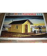 HO Trains - Plasticville Building - Watchman's Shanty - $15.00