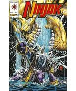 Ninjak Issue #2 Joe Quesada Jimmy Palmiotti - Valiant Comics 1994 NM - $3.99
