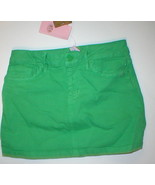 New NWT Girls Juicy Couture Bright Green 7 for ... - $102.00
