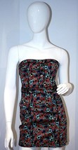 H&M Sleeveless FLORAL Tube Style DRESS Multi-Co... - $59.97