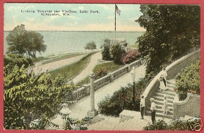 Primary image for MILWAUKEE WI Lake Park Wisconsin