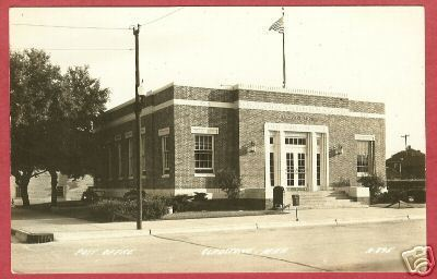 Primary image for GLADSTONE MICHIGAN PO Post Office RPPC MI