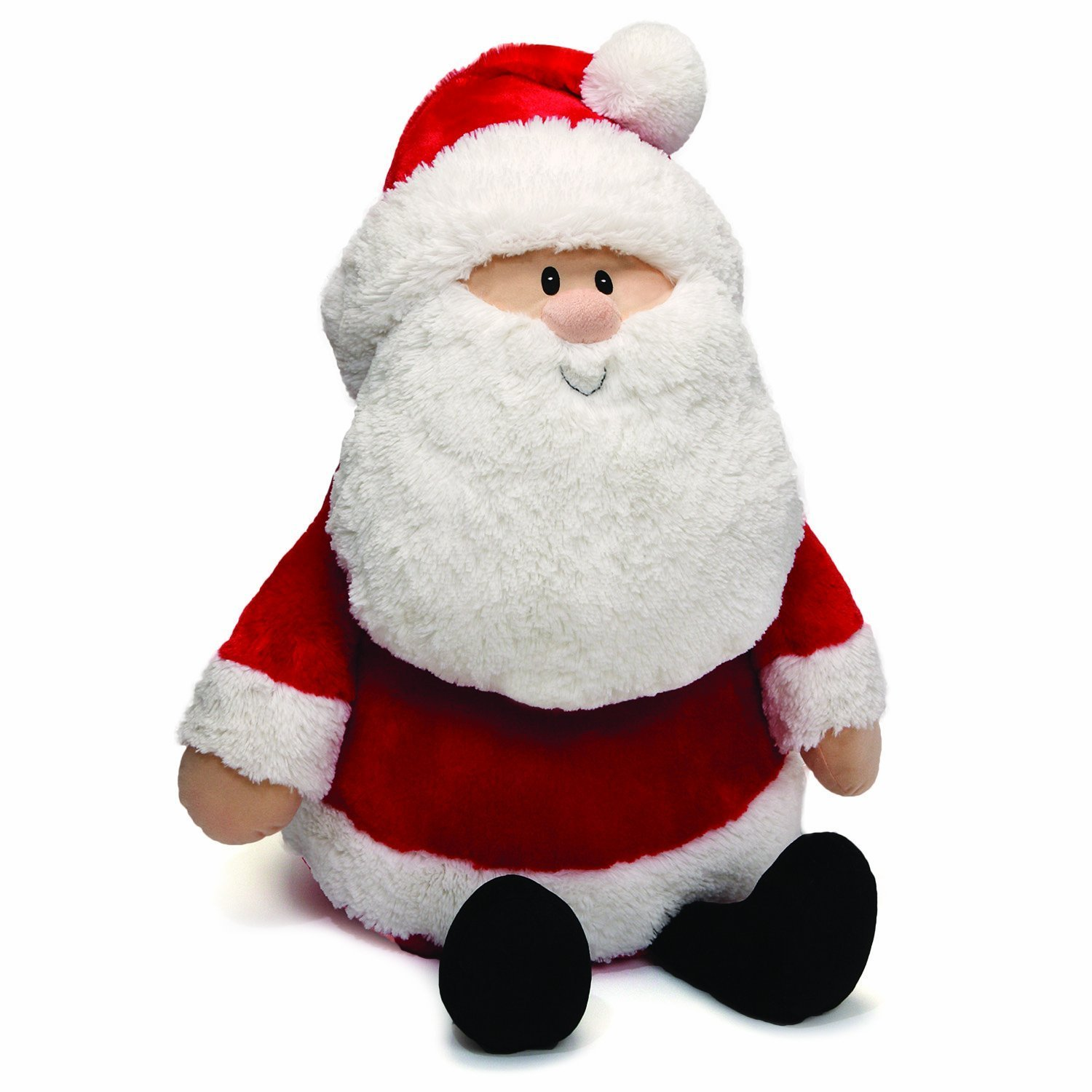 Toys From Santa : Gund santa claus jumbo christmas plush quot and similar