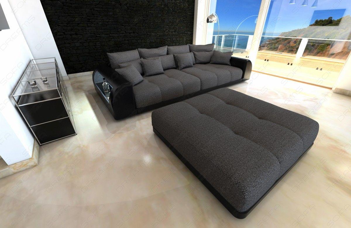 big sofa xxl lutz big sofa xxl point weiss grau mit. Black Bedroom Furniture Sets. Home Design Ideas