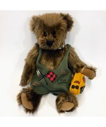 First Edition Ganz Cottage Tucker Jointed Bear Collectible Lorriane Chie... - $38.65