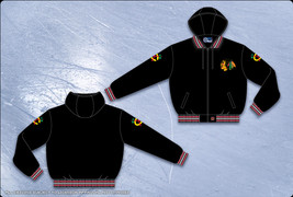 JH Design Chicago Blackhawks Nylon Jacket  - $79.95