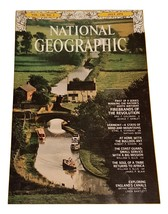 Vintage National Geographic Magazine, July 1974 Mint Condition! - $9.99
