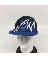 Vintage Indianapolis Colts Sharktooth Snapback Flat Bill Hat Cap NFL Tea... - $32.71