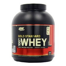 ON (Optimum Nutrition) Gold Standard 100% Whey Protein, 5 lb Delicious S... - $169.95