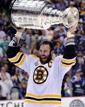 Zdeno Chara 2011 Stanley Cup Boston Bruins E 8X10 Color Hockey Memorabil... - $6.99