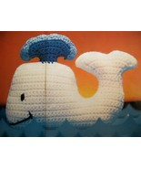 Wally Whale  Amigurumi Stuffed Animal Toy, Crochet Pattern - $57,12 MXN