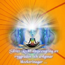 Silver Reiki Deep Cleaning 60min. Distance Sess... - $13.00