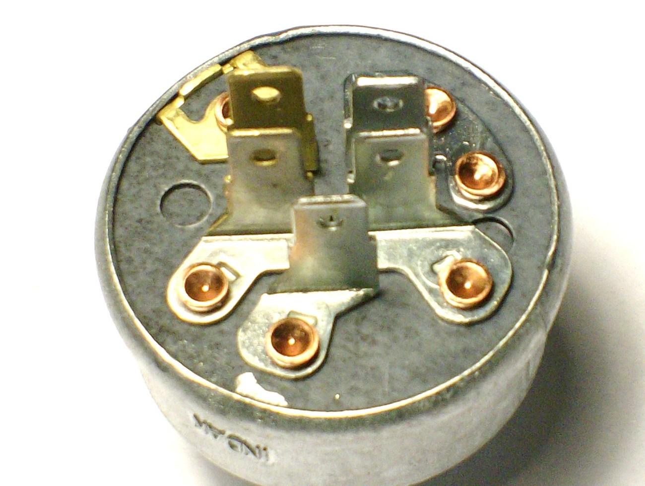 Troy Bilt ignition starter switch 1754250, 1754250P