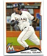 2014 Topps #70 Marcell Ozuna NM-MT Marlins - $0.99